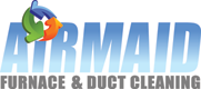 Airmaid Furnace & Duct Cleaning – Calgary, AB Logo